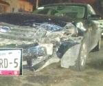 Exhortan a automovilistas a extremar precauciones