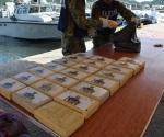 Aseguran 800 kilos de cocaína en costas de Colima
