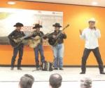 Exitoso festival en Díaz Ordaz