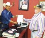 Federales respetan permiso de la CNC