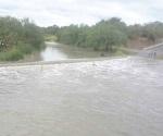 Lluvias y creciente en el pueblo mágico... pero sin agua potable