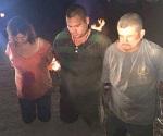 'Ejecutan' a secuestradores y robacarros