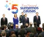 Plantean a Peña Nieto pacto por la seguridad