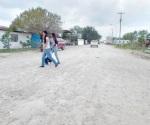 Confían en pavimentación en La Retama