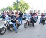 Va la Federal contra los motociclistas