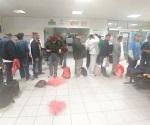 Atiende a los repatriados el Seguro Popular