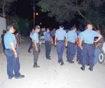 Quieren chamba 300 ex policías