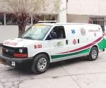 Tres unidades para atender trasladados de emergencia