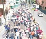 Alcaldesa apoya manifestaciones contra gasolinazo