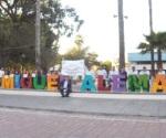 Protestan telefonistas contra el gasolinazo