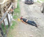 Encuentran a hombre apuñalado en Tampico