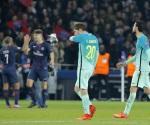 PSG deja al Barcelona al borde de la eliminación