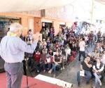 México tienen política del uso de la fuerza: Obrador