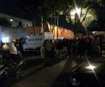 Matan a balazos a joven en la Delegación Cuauhtémoc