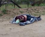 Tiran a ejecutado en el Ejido Palo Blanco