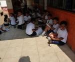 Niño de 10 años amenazó con navaja a compañeros de clase