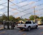 Se incendia baldío en el centro de Reynosa; se detonaron balas por calor