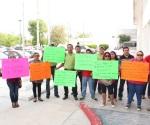 Sindicatos de Maquiladoras pelean por Contrato Colectivo