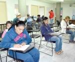 Buscan terminar primaria y secu
