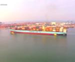 Puerto de Veracruz, uno de los más antiguos y con mayor conectividad marítima en México