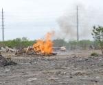 Aumentan las quemas clandestinas