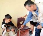 Piden vacunar las mascotas contra la rabia