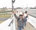 Reportan hasta 500 deportaciones al día por Tamaulipas