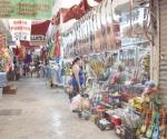 Irrumpen ladrones en tianguis guadalupano