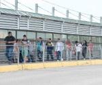 Niega haya las deportaciones por las noches