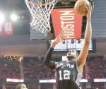 Echa Spurs a Rockets
