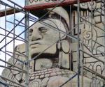 Devuelven esplendor al Monumento a la Patria