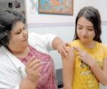 Paraliza dosis a las menores