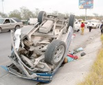 Fallece por tomar y conducir