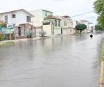 Colapsa el drenaje por precipitaciones