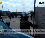 Acribillan a tres en enfrentamiento entre hombres armados