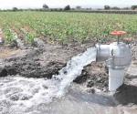 Rescatan pozos de agua potable