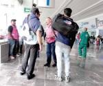 Convierten a la frontera tamaulipeca en el centro de recepción de migrantes