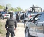 Tres policías heridos en emboscada