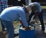 Aseguran abasto de agua con la instalación de nueva bomba