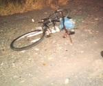 Sin resolverse el caso del ciclista arrollado