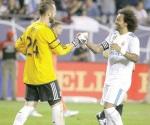 ¡Pa' estrellas  las del Madrid!