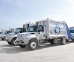 Quieren comprar más camiones para recoger la basura