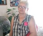 Invitan a apoyar a ama de hogar enferma