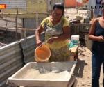 Asentamientos irregulares sin servicio de agua potable
