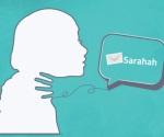 """Sarahah"", la app"