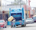 Piden pase seguido el camión de la basura