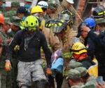 Suman a 225 muertos tras sismo