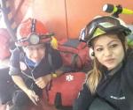 Participarán paramédicos en rescates