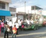 Preparan festejo de San Miguel Arcángel