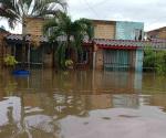 Exigirán a Infonavit la reubicación de familias de zona inundable